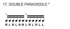 double_paradiddle_sdm_rudiments