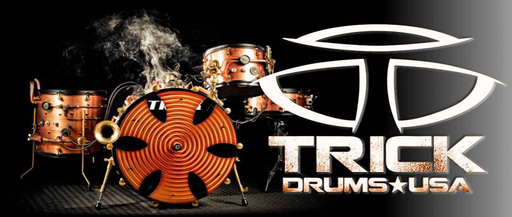 Next Issue - Trick Drums Factory Tour!
